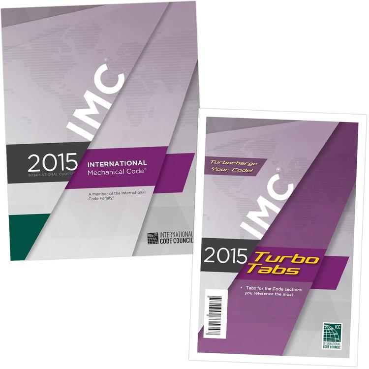 2015 International Mechanical Code & Tab Set (Looseleaf)