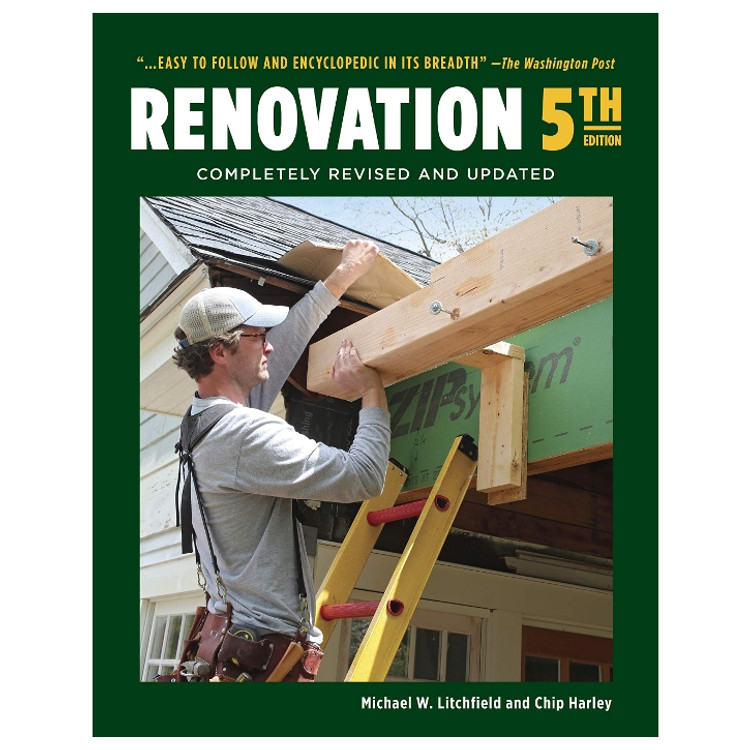 Renovation 5th Edition - ISBN#9781631869594