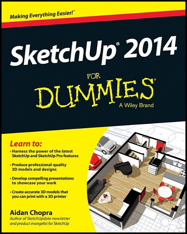 SketchUp 2014 For Dummies - ISBN#9781118822661