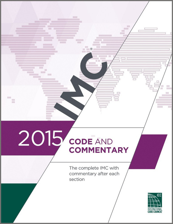2015 IMC Code and Commentary - ISBN#9781609832919