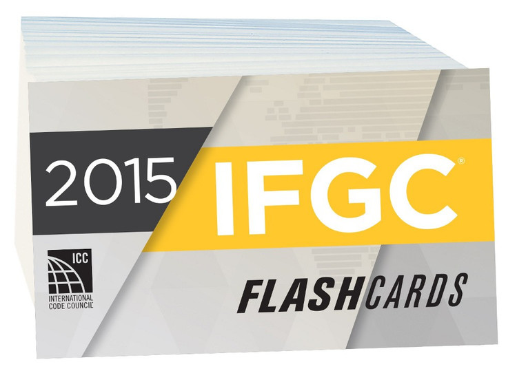 2015 IFGC Flash Cards - ISBN#9781609835552