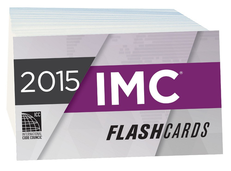 2015 IMC Flash Cards - ISBN#9781609835545