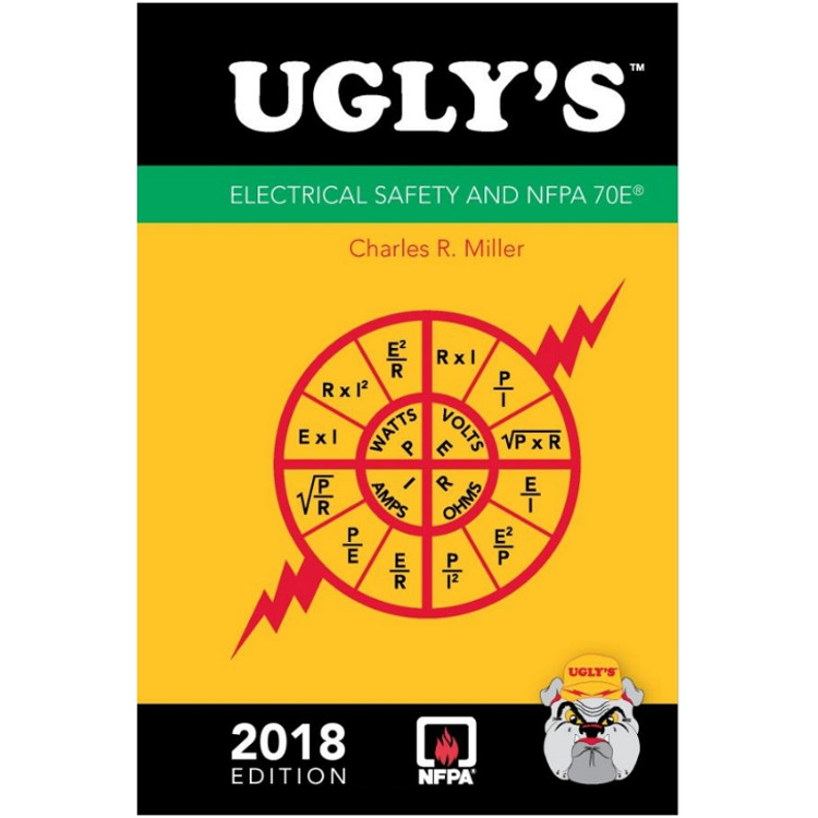 Uglys Electrical Safety and NFPA 70E - ISBN#9781284119404