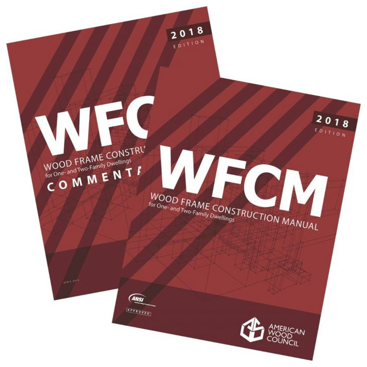 Wood Frame Construction Manual and Commentary (2018)
