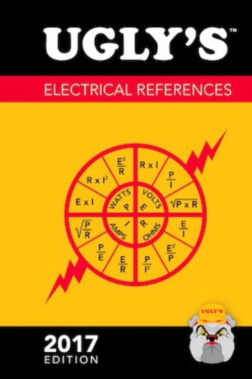 Ugly's Electrical References 2017 Edition - ISBN#9781284119367
