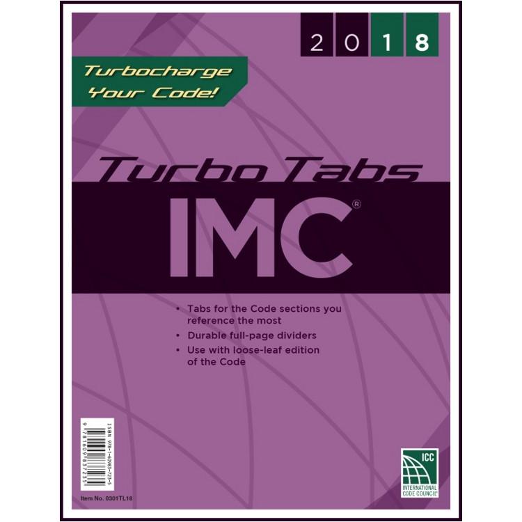 2018 IMC Turbo Tabs (Looseleaf)