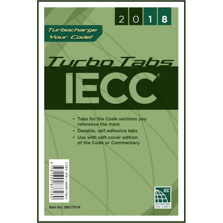 2018 IECC Turbo Tabs