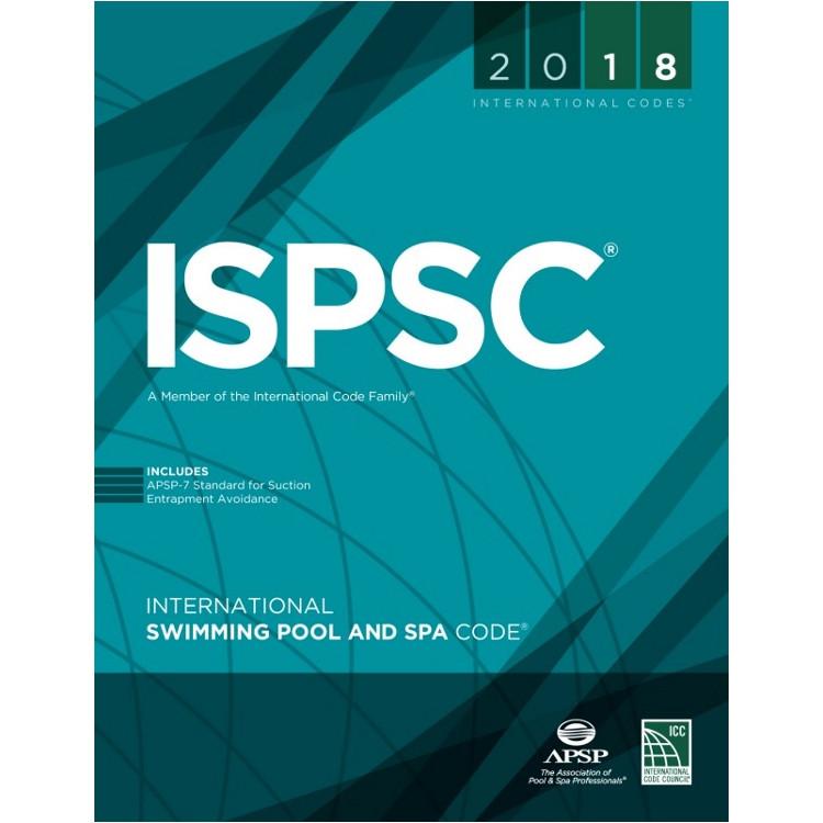 2018 International Swimming Pool and Spa Code - ISBN#9781609837464