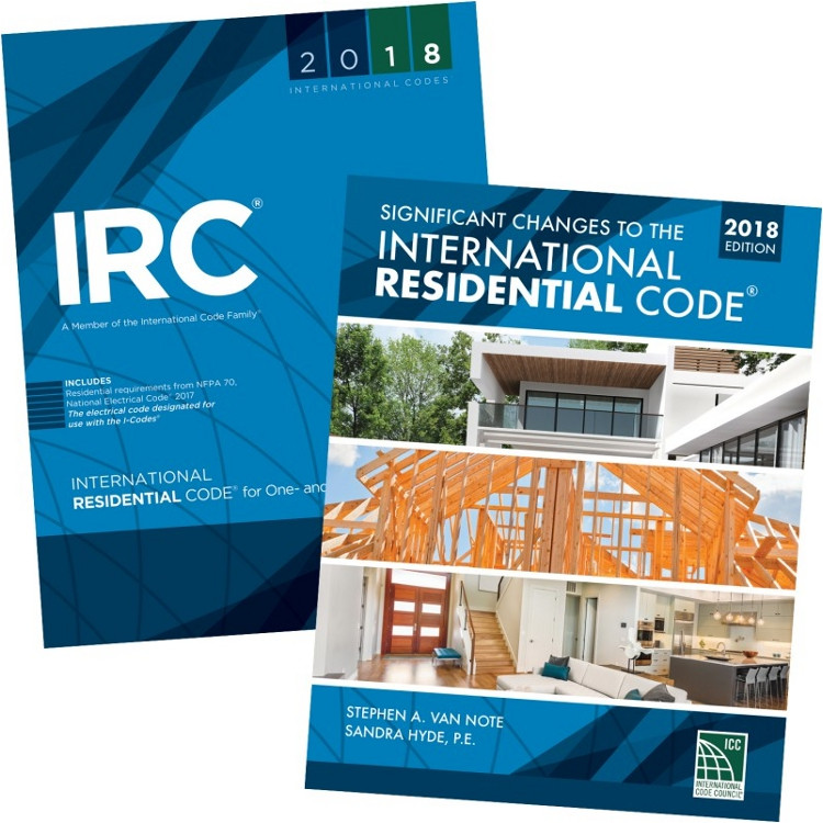 2018 IRC and Significant Changes to the IRC 2018 Edition (Looseleaf)