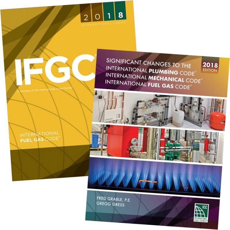 2018 IFGC and Significant Changes to the IPC, IMC & IFGC 2018 (Looseleaf)