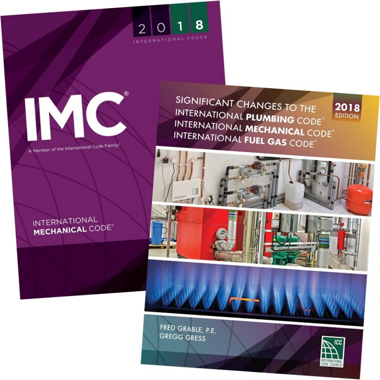 2018 IMC and Significant Changes to the IPC, IMC & IFGC 2018