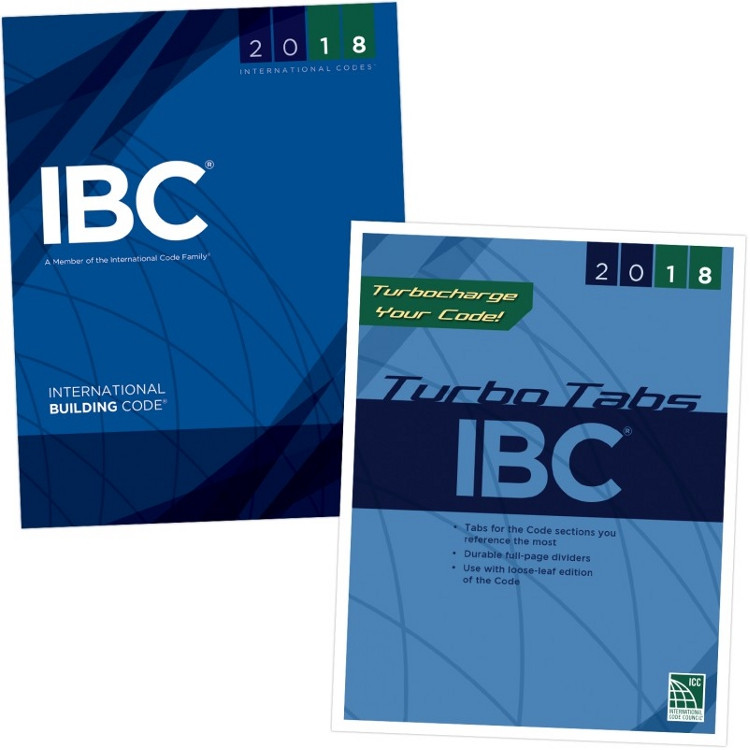 2018 International Building Code & Tab Set (Looseleaf)