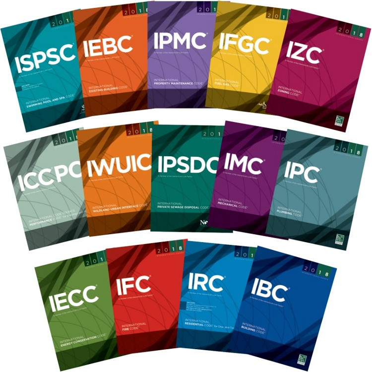 2018 International Codes Complete Collection (Looseleaf)