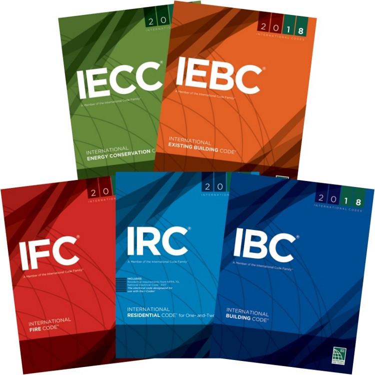 2018 International Codes Designer Collection