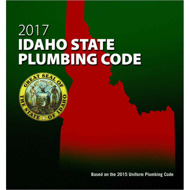 2017 Idaho State Plumbing Code