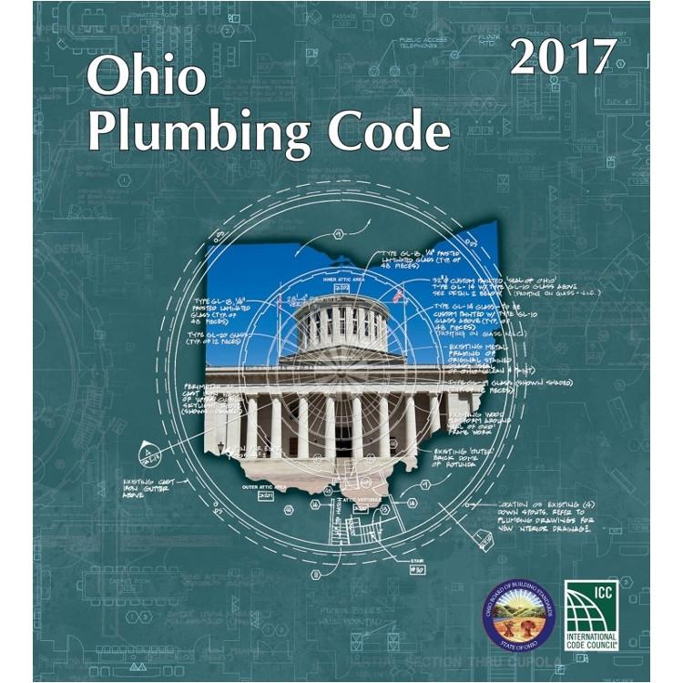 2017 Ohio Plumbing Code - ISBN#9781609837631