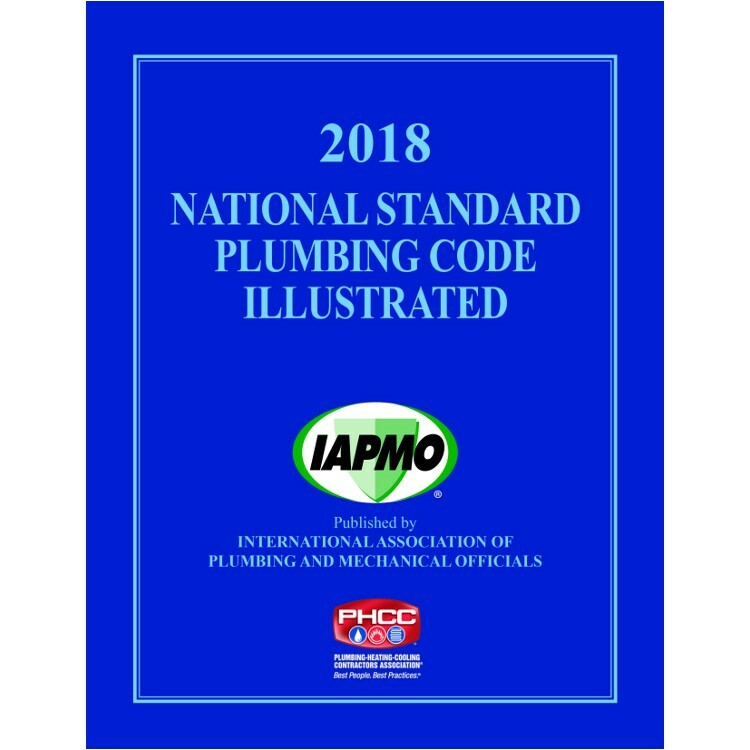 2018 National Standard Plumbing Code Illustrated