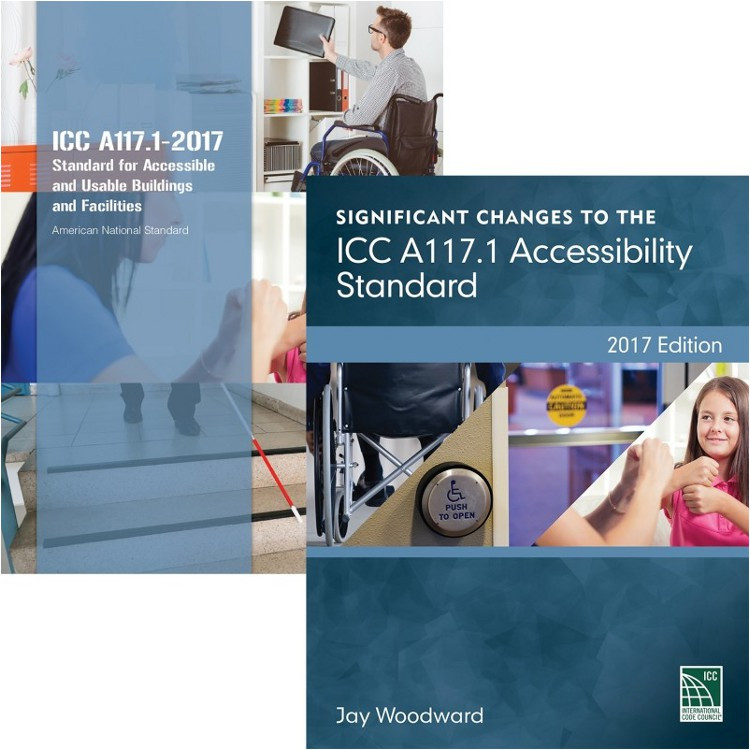 ICC A117.1-2017 Standard and Significant Changes Set