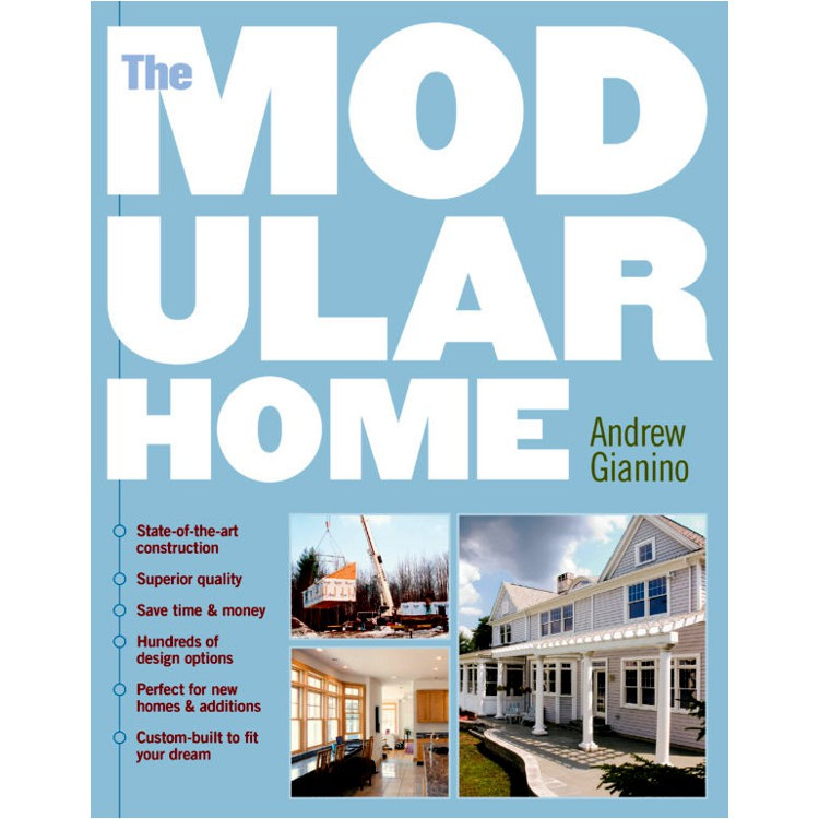 The Modular Home - ISBN#9781580175265