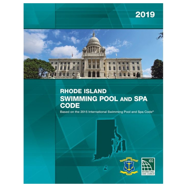 2019 Rhode Island Swimming Pool and Spa Code - ISBN#9781609836375