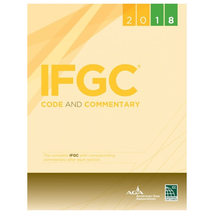 2018 IFGC Code and Commentary - ISBN#9781609837761