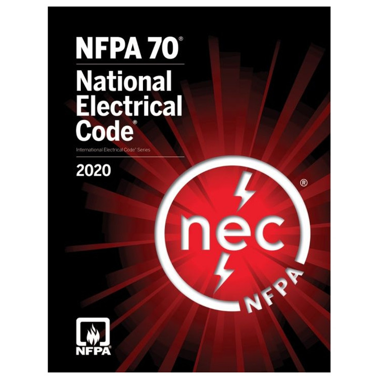 2020 National Electrical Code - ISBN#9781455922970