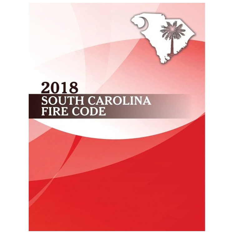 2018 South Carolina Fire Code - ISBN#9781609839239