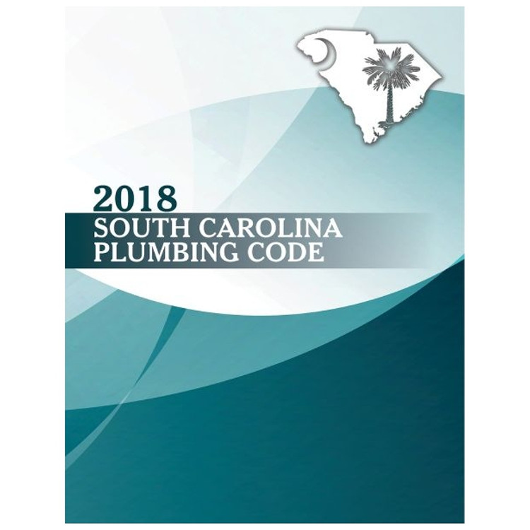 2018 South Carolina Plumbing Code - ISBN#9781609839253