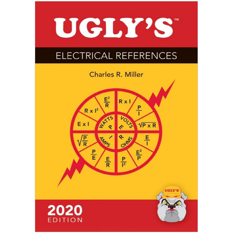 Ugly's Electrical References 2020 - ISBN#9781284194531