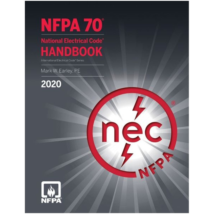 National Electrical Code Handbook 2020 - ISBN#9781455922901