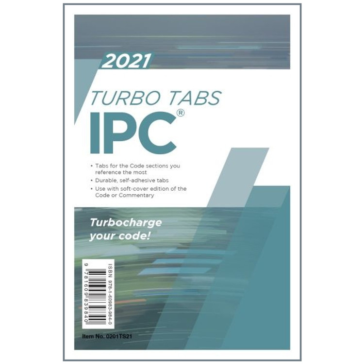 2021 IPC Turbo Tabs