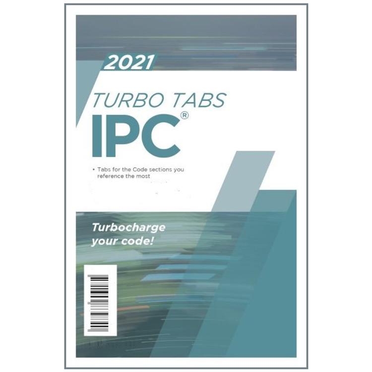 2021 IPC Turbo Tabs (Looseleaf)