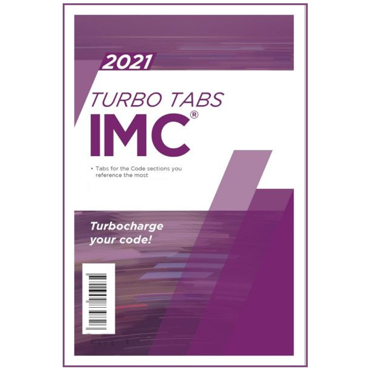 2021 IMC Turbo Tabs (Looseleaf)