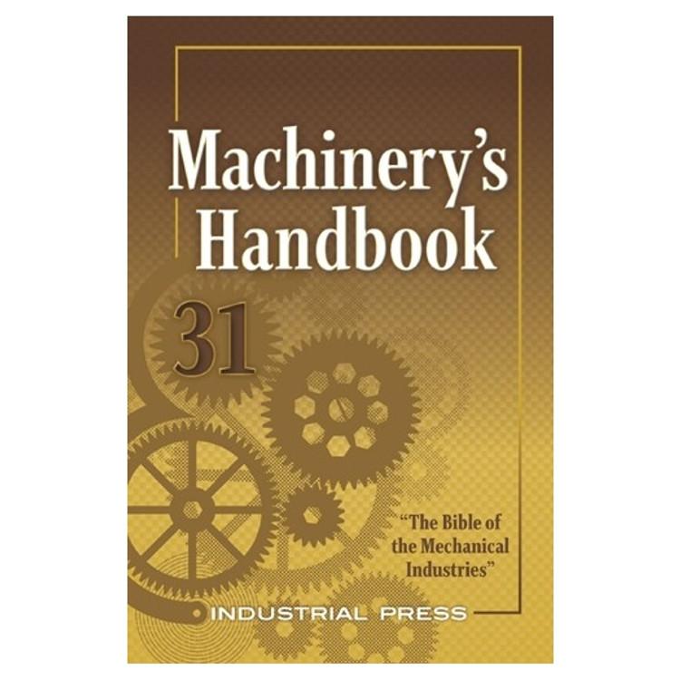 Machinerys Handbook Toolbox Edition - ISBN#9780831137311