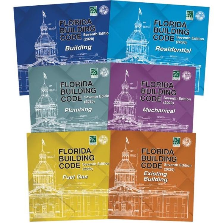 Florida Building Code - Designer Collection (2020)