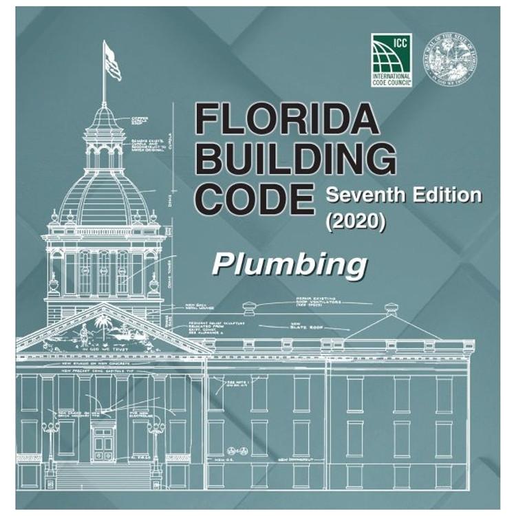 Florida Building Code - Plumbing (2020) - ISBN#9781952468117