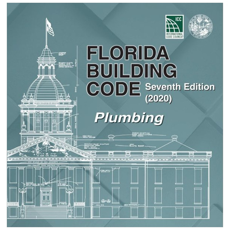 Florida Building Code - Plumbing (2020) - ISBN#9781952468117