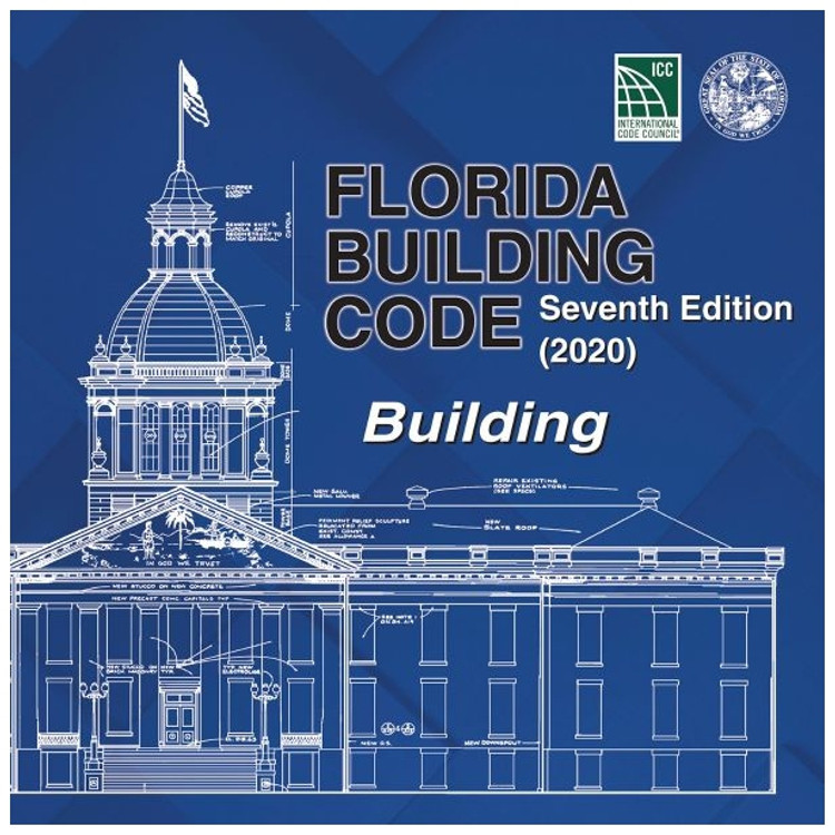 Florida Building Code - Building (2020) - ISBN#9781952468094