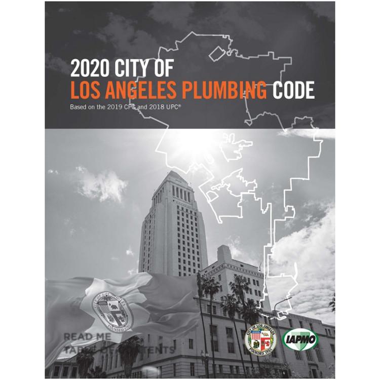 2020 City of Los Angeles Plumbing Code