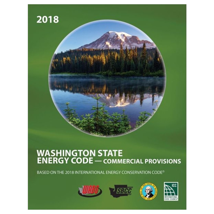 2018 Washington State Energy Code Commercial Provisions