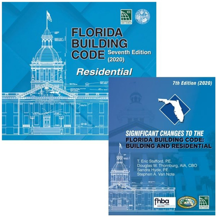 Florida Building Code-Residential 2020 and Significant Changes