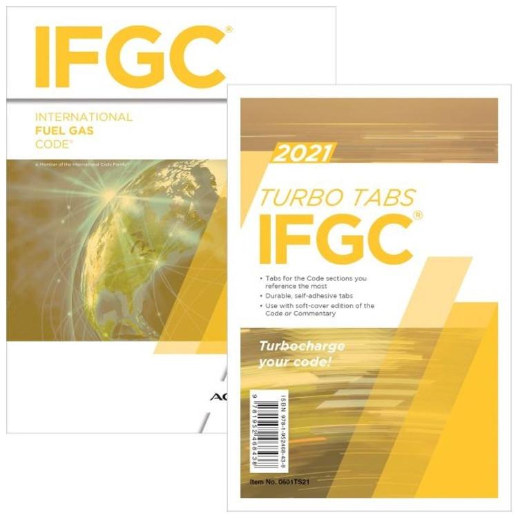 2021 International Fuel Gas Code & Tab Set (Looseleaf)
