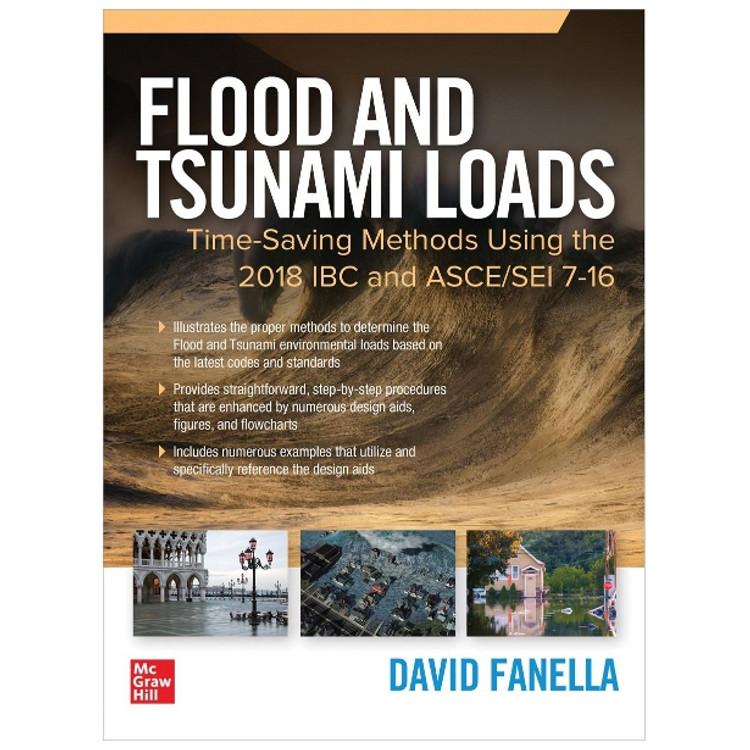Flood and Tsunami Loads - ISBN#9781260461503