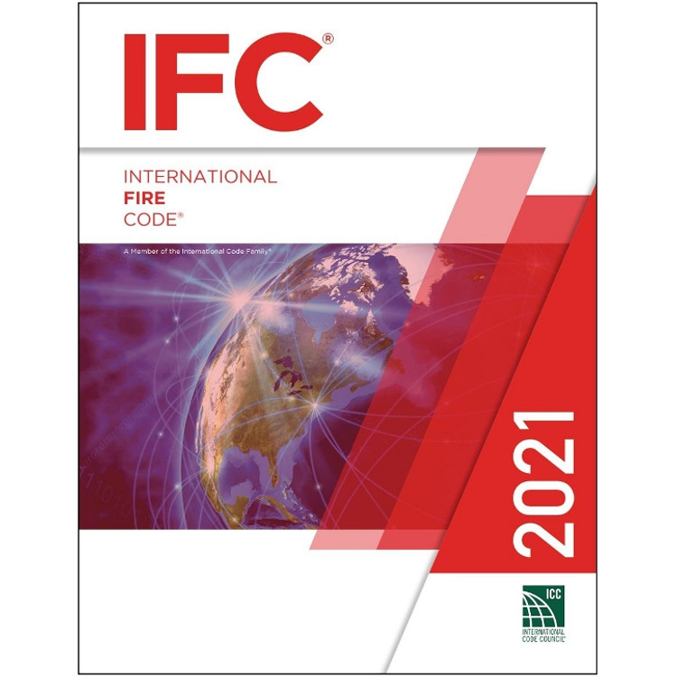 2021 International Fire Code Looseleaf - ISBN#9781609839604