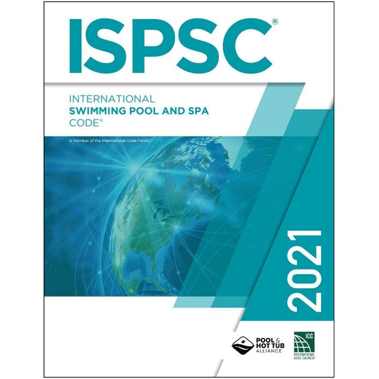 2021 International Swimming Pool and Spa Code - ISBN#9781609839734