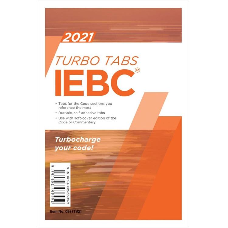 2021 IEBC Turbo Tabs (Looseleaf)