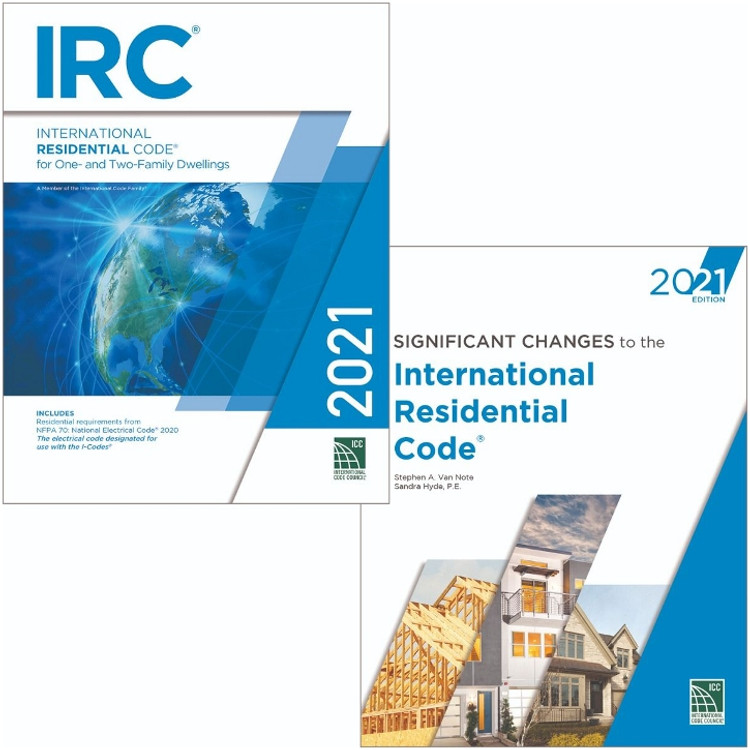 2021 IRC and Significant Changes to the IRC