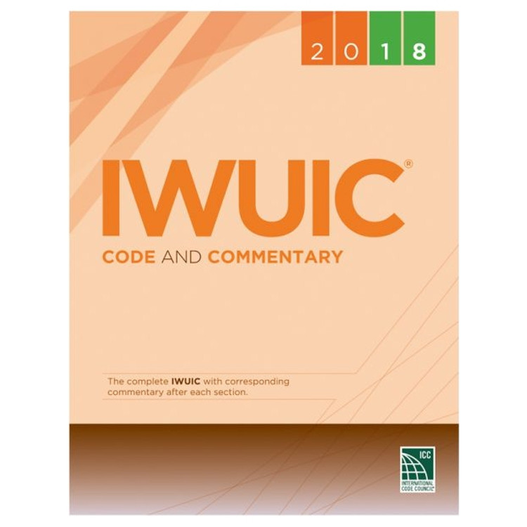2018 IWUIC Code and Commentary-9781952468018