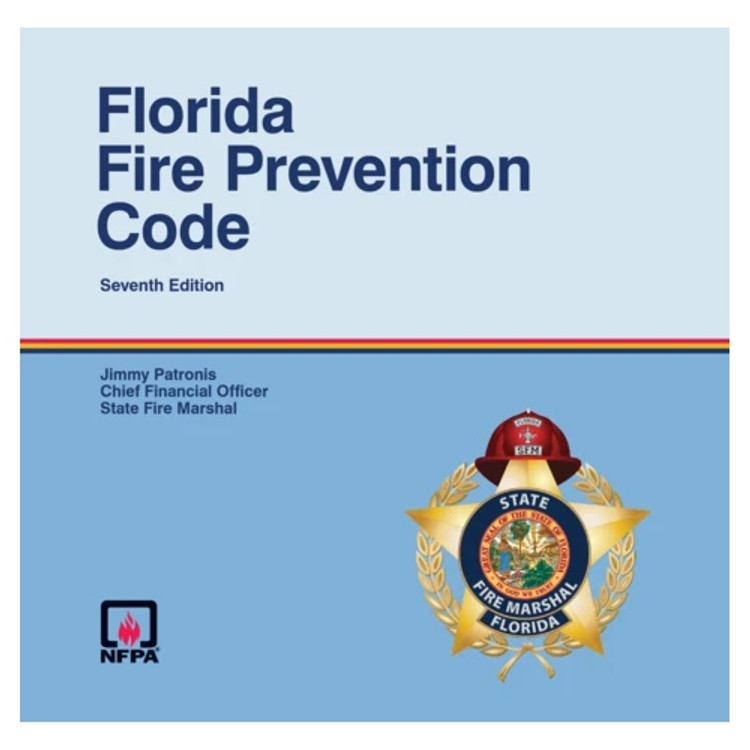 Florida Fire Prevention Code 9781455927227