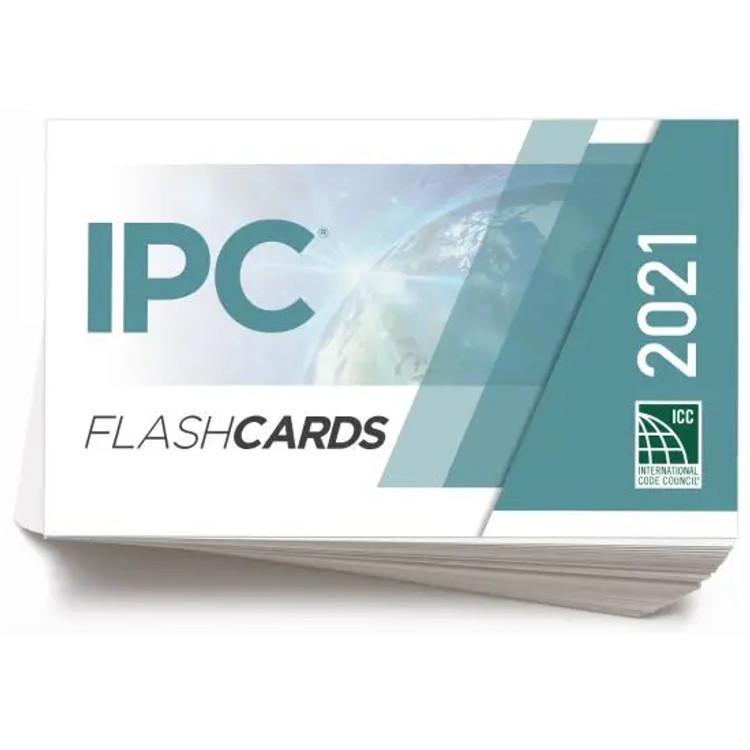 2021 IPC Flash Cards - ISBN#9781955052146